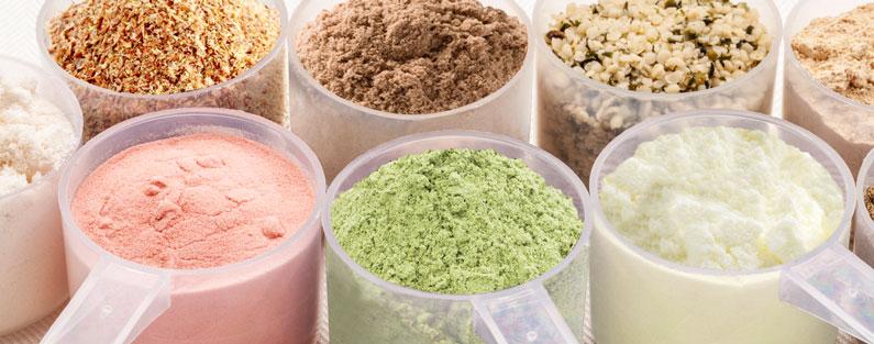 Manufactured Powder Supplement Varieties